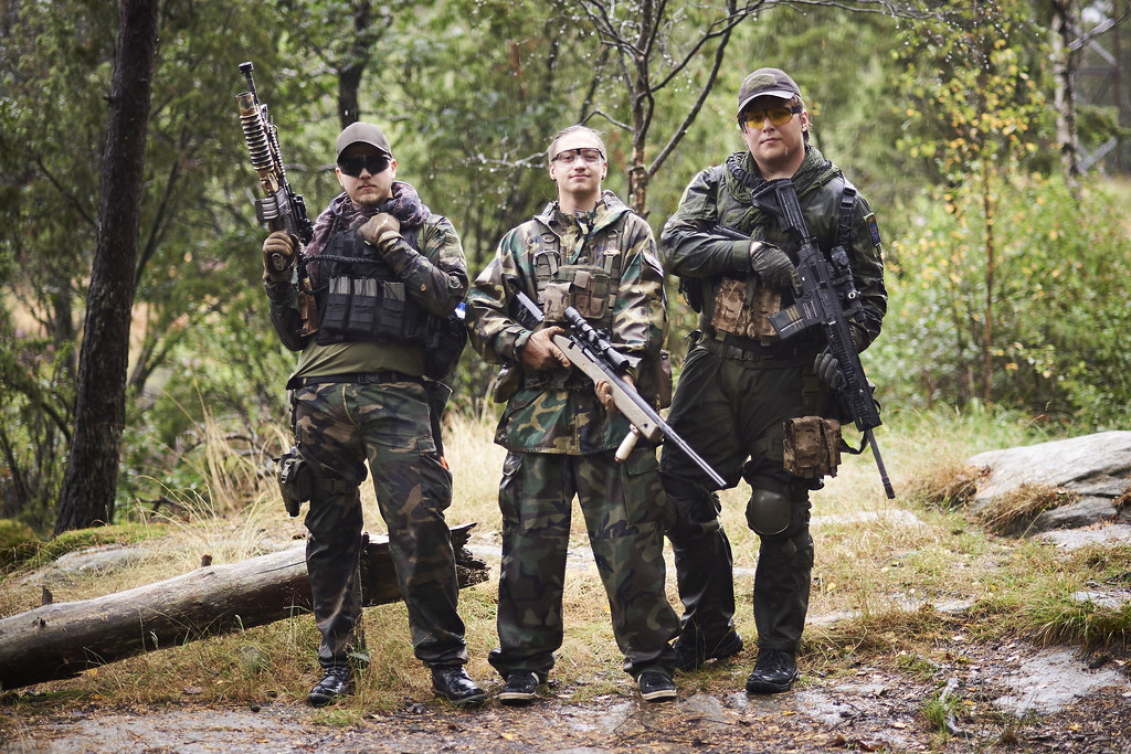 The World's Best Photos of airsoft and sverige - Flickr Hive