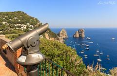 I Faraglioni, Capri (Antonio Ciriello PhotoEos) Tags: capri isola island capriisland campania napoli italia italy seascapes mare sea canon 5dmarkiv 5d eos5dmarkiv canon5dmarkiv canon5d canoneos5dmarkiv 2470 canon2470 2470f4 barche boats