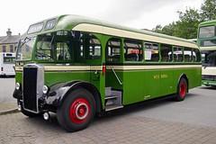 BATLEY 110819 EHL344 (SIMON A W BEESTON) Tags: dewsburybusmuseum batley 733 westriding roe leyland tiger ps212a ehl344