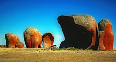Murphy's Haystacks (Uhlenhorst) Tags: 2008 australia australien landscapes landschaften travel reisen