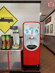 Firehouse Subs Miami (Phillip Pessar) Tags: firehouse subs miami restaurant fast food cocacola freestyle machine