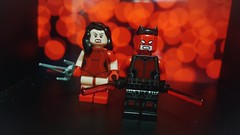 Old Wounds (The_Brick_Legend) Tags: lego purist daredevil elektra marvel custom netflix comics