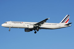 f-gtam a321 egll (Terry Wade Aviation Photography) Tags: a321 egll afr