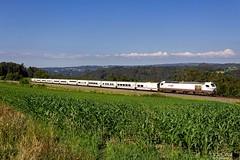 El Galicia! (yagoortiz) Tags: tren trenhotel galicia barcelona renfe 333 334007 coruña cataluña talgo galiciaisdiferent