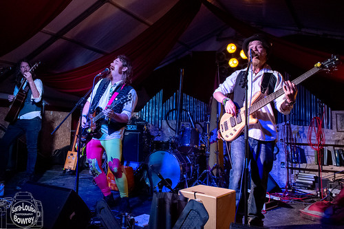 The Sweetchunks Band at Boomtown Fair 2019