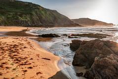 Playa cantábrica (ccc.39) Tags: asturias verdicio gozón carniciega playa arena mar cantábrico costa ocle rocas orilla sea seascape beach coast nature