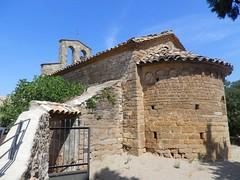 Santa Maria de Vilamajor – Cabanabona (Manel i Pilar) Tags: arquitectura edifici església romànic