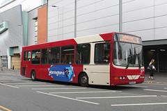 Warrington's Own Buses 63 DK56 MLV (johnmorris13) Tags: dk56mlv vdl sb120 wrightcadet wrightbus bus