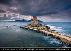 Greece - Peloponnese peninsula - Castle of Methoni during Stormy Weather (© Lucie Debelkova / www.luciedebelkova.com) Tags: castleofmethoni methoni peloponnese peloponnesus πελοπόννησοσ peloponnisos pelopones greece greek ελλάδα elláda ἑλλάσ hellás hellas hellenicrepublic ελληνικήδημοκρατία europe southeasterneurope balkans balkanpeninsula recko world exploration trip vacation holiday place destination location journey tour touring tourism tourist travel traveling visit visiting sight sightseeing wonderful fantastic awesome stunning beautiful breathtaking incredible lovely nice best perfect wwwluciedebelkovacom luciedebelkova