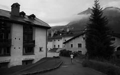La Punt City (Toni_V) Tags: m2401440 rangefinder messsucher leica leicam mp typ240 type240 28mm elmaritm12828asph hiking wanderung bw monochrome blackwhite sep2 silverefexpro2 niksoftware lapunt graubünden grisons grischun oberengadin engiadinota engadin street switzerland schweiz suisse svizzera svizra europe summer sommer ©toniv 2019 190810