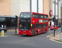 AL T288 - GN61JPY - BEXLEYHEATH BROADWAY - SUN 21ST JULY 2019 (Bexleybus) Tags: arriva london bexleyheath kent da7 shopping centre cinema adl dennis enviro 400 tfl route 229 t288 gn61jpy