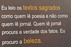 """""""Printed Word"""", Macro Mondays (Rubem Alves) (Higino Silva) Tags: macromondays printedwords palavrasimpressas rubemalves"""