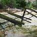 Alte Hängebrücke - old plank bridge