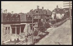 c. 1904 J.J. MacKay & Company Postcard - View of Sixth Street, New Westminster, British Columbia (Treasures from the Past) Tags: postcard vintage canada britishcolumbia bc newwestminster sixthstreet jjmackayco millside drdrew house