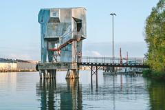 Sauna in Gothenburg's harbour #218/365 (A. Aleksandravičius) Tags: sauna gothenburg architecture harbour europe nikkorz2470mmf4s z nikkor 2470 2019 nikon 365one 365days 3652019 z7 nikonz7 365 project 218365