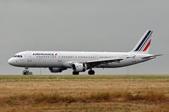 F-GTAT  CDG (airlines470) Tags: msn 3441 a321211 a321 a321200 air france cdg airport temporary joon as fgtat 112018 to 062019