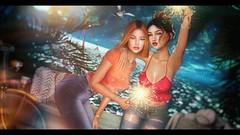 Midsummer sparklers (Hara | kumuckyhara) Tags: kumuckyhara secondlife anthem uber doux kaithleen kunst tableauvivant glamaffair misschelsea amitieposes