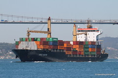 Ship. Fritz Reuter 9357872 (dickodt65) Tags: ship bosphorus containership fritz reuter