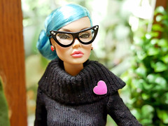 120 (Mid Century Phicen) Tags: midcentury poppyparker diorama fashionroyalty ooak 16scale playscale atomic retro dolls fashiondolls