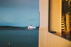 Ferry | Nynäshamn, Sweden #220/365 (A. Aleksandravičius) Tags: ferry sea water nynäshamn sweden europe nikkorz2470mmf4s z nikkor 2470 2019 nikon 365one 365days 3652019 z7 nikonz7 365 project 220365