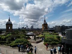 Cannon Bridge Roof Garden (John Steedman) Tags: london uk unitedkingdom england イングランド 英格兰 greatbritain grandebretagne grossbritannien 大不列顛島 グレートブリテン島 英國 イギリス ロンドン 伦敦 cannonbridgeroofgarden