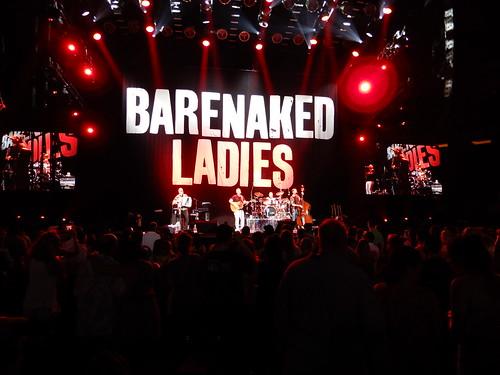 Barenaked Ladies fan photo