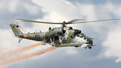 Mi-35 (kamil_olszowy) Tags: mi35 hinde mi24v mi24w vzdušné síly armády české republiky czech air force helicopter gunship 221st squadron siaf 2019 lzsl sliač ми24в ми35 ввс чех 7360