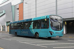 Arriva 3136 MX12 KWJ (johnmorris13) Tags: arriva 3136 mx12kwj vdl sb200 wrightpulsar wrightbus bus