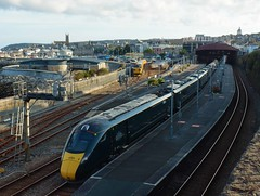802004 802017 Penzance (Marky7890) Tags: gwr 802004 class802 iet 2p95 penzance railway cornwall cornishmainline train