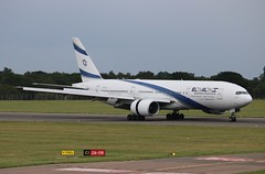 4X-ECC Boeing 777-258ER El Al (R.K.C. Photography) Tags: 4xecc boeing b777 777258er elal ly ely israelairlines aircraft aviation airliner luton bedfordshire england unitedkingdom uk londonlutonairport ltn eggw canoneos750d