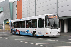 Warrington's Own Buses 61 PLZ 757 (johnmorris13) Tags: plz757 dk56mll vdl sb120 wrightmerit wrightbus bus