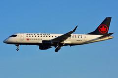 C-FEJD (Air Canada EXPRESS -  Sky Regional) (Steelhead 2010) Tags: aircanada aircanadaexpress skyregional yyz creg embraer emb175 cfejd