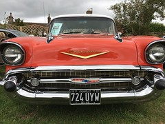1957 Chevrolet Bel-Air (richwall100 - Thank you for Four Million views) Tags: chevrolet belair frontview car auto automobile vehicle
