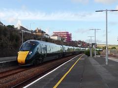 802008 802006 Penzance (Marky7890) Tags: gwr 802008 class802 iet 1c84 penzance railway cornwall cornishmainline train