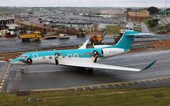 VP-CJJ Gulfstream G650ER (R.K.C. Photography) Tags: vpcjj gulfstreamg650 g650er superbflyltd 6123 penguins aircraft aviation bizjet luton england bedfordshire unitedkingdom uk londonlutonairport ltn eggw canoneos750d