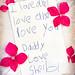 Daddy's Note in full