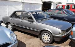D400 TMA (2) (Nivek.Old.Gold) Tags: 1987 peugeot 505 gtd turbo 2498cc aca