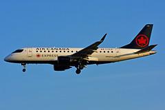 C-FEJP (Air Canada Express - Sky Regional) (Steelhead 2010) Tags: aircanada aircanadaexpress skyregional yyz creg embraer emb175 cfejp