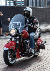 Poole Bike Night-Indian (Caught On Digital) Tags: bikemeet bikers choppers custom dorset indian motorbikes motorcycles poole