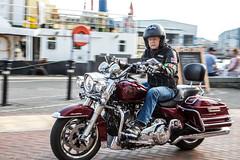 Poole Bike Night-Harley (Caught On Digital) Tags: bikemeet bikers choppers custom dorset harleydavidson motorbikes motorcycles poole