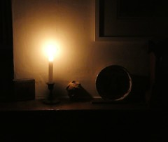 Power Cut (ART NAHPRO) Tags: candle power cut outage candlelight