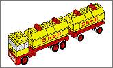 Camião cisterna, Lego n.º 688, 1973