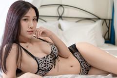 DSC_6099 (錢龍) Tags: 貝兒 中華民國 台灣 台中 沐蘭 汽車旅館 性感 巨乳 美胸 美乳 外拍 旅拍 長髮 內衣 內褲 胸罩 美麗 belle nikon d850 hotel sexy underwear