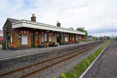 Photo of Quainton Road Station, Buckinghamshire Railway Centre