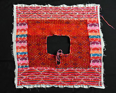 Maya Embroidery Bochil Chiapas Mexico (Teyacapan) Tags: maya textiles embroidery chiapas mexico bochil blouses bata