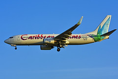 9Y-TAB (Caribbean Airlines) (Steelhead 2010) Tags: caribbeanairlines boeing b737 b737800 yyz 9yreg 9ytab