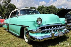 1954 Chevrolet Convertible (robtm2010) Tags: sturbridge massachusetts usa newengland canon canon7d 7d milltown2019 carshow car automobile auto motorvehicle vehicle chevrolet chevy gm generalmotors convertible 1954