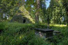 Illuminati Graveyard