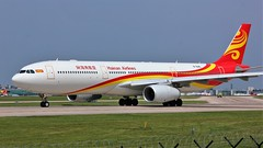 B-304L (AnDyMHoLdEn) Tags: hainan hainanairlines a330 egcc airport manchester manchesterairport 23l