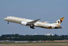 Etihad Airways Boeing 787-9 Dreamliner A6-BLL (EK056) Tags: etihad airways boeing 7879 dreamliner a6bll düsseldorf airport